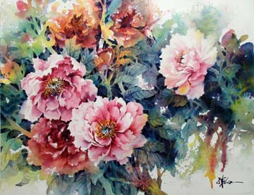 http://www.lianspainting.com/images/for%2010web/wc-still%20life%20n%20flowers/wc-peony.jpg