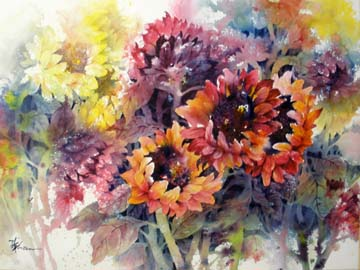 http://www.lianspainting.com/images/for%2010web/wc-still%20life%20n%20flowers/wc-sunflowers.jpg